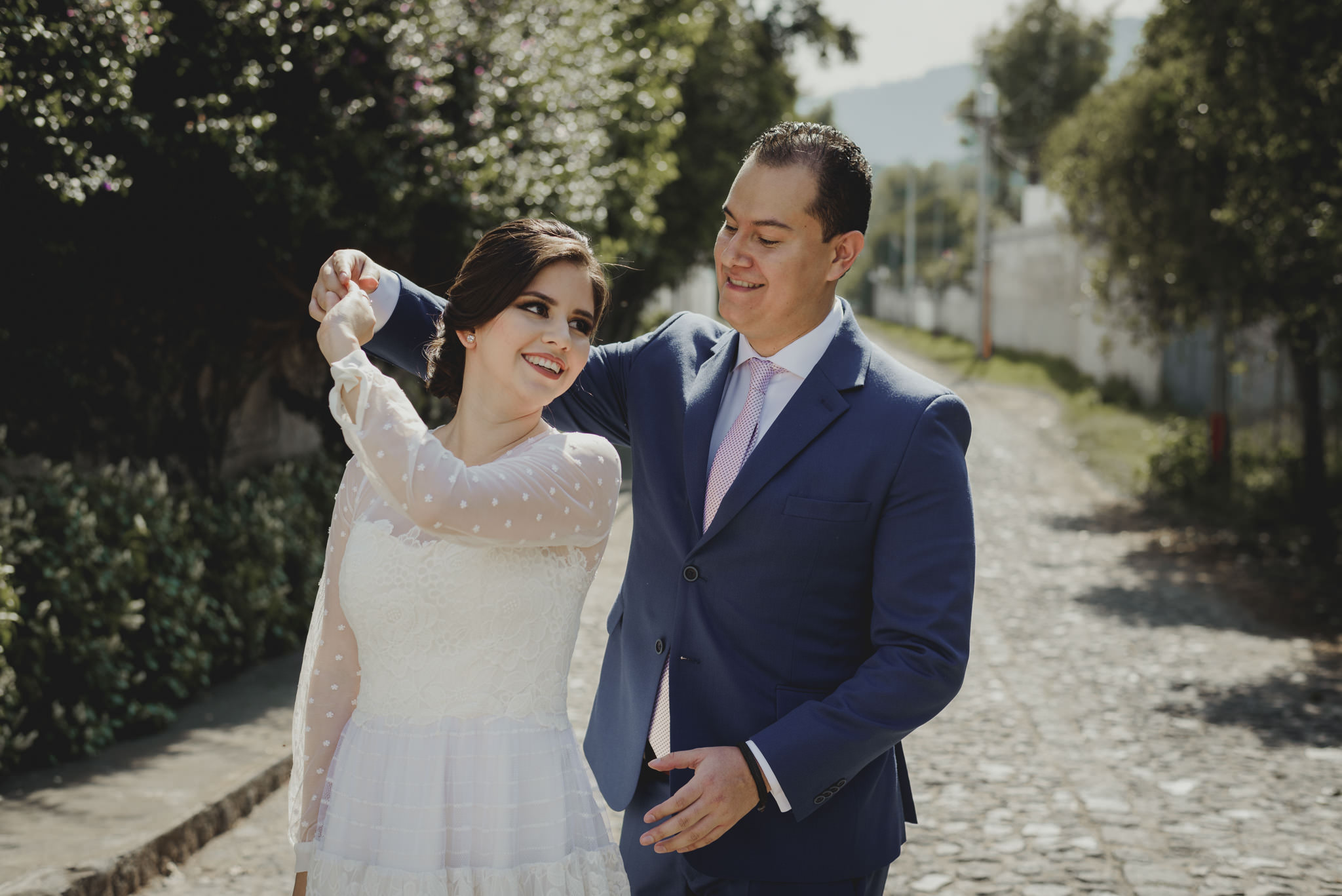 Marcia & Diego: Boda civil en Antigua Guatemala