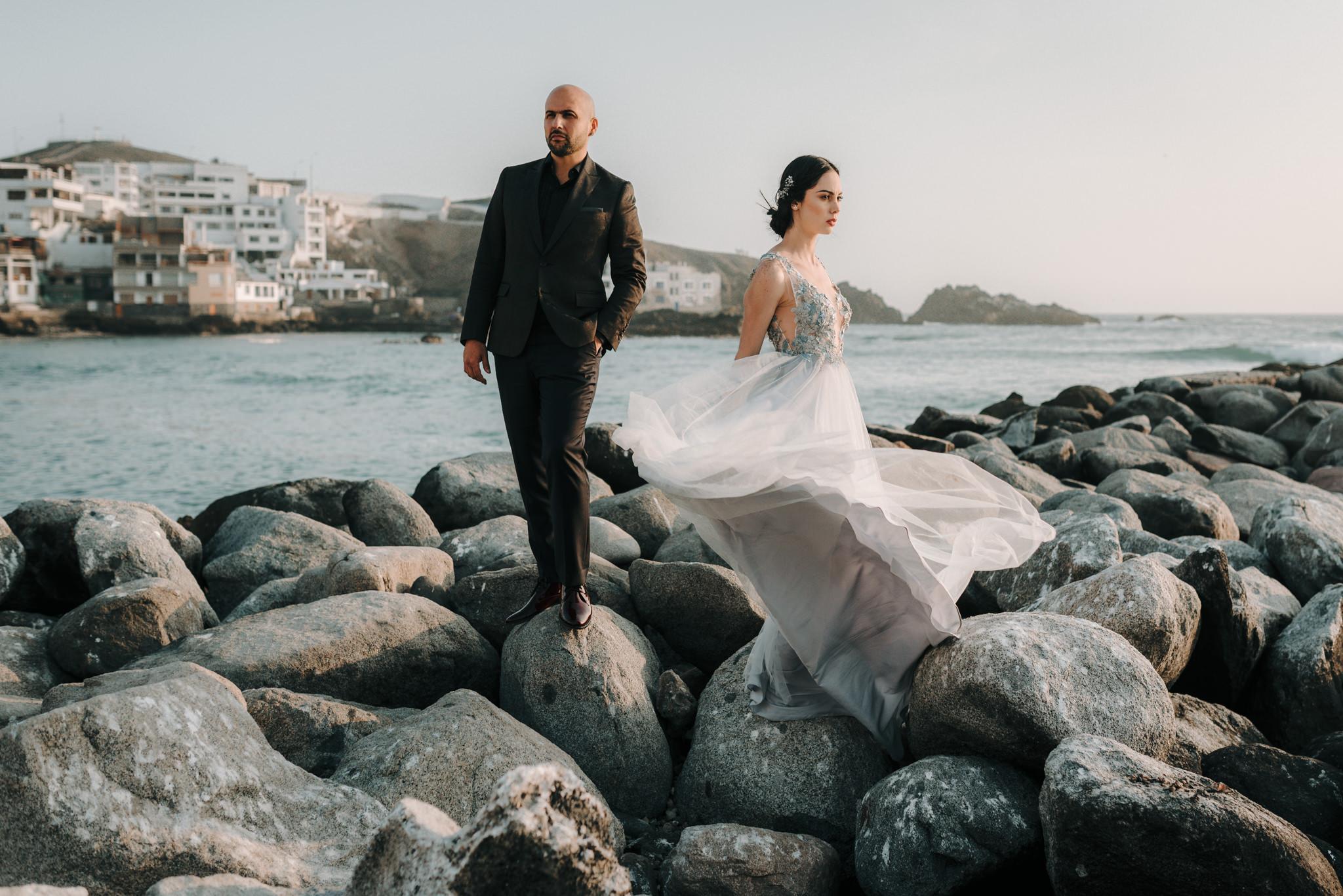 Elopement Wedding Per̼ РCarmen & Erick